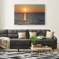 sounds of the ocean canvas