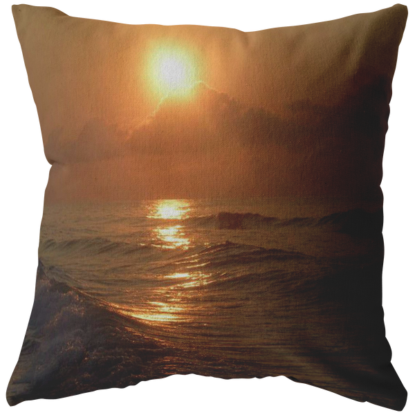 OCEAN VIEW PILLOW
