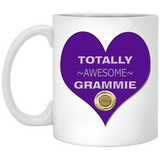 GRAMMY 11 oz. White Mugs