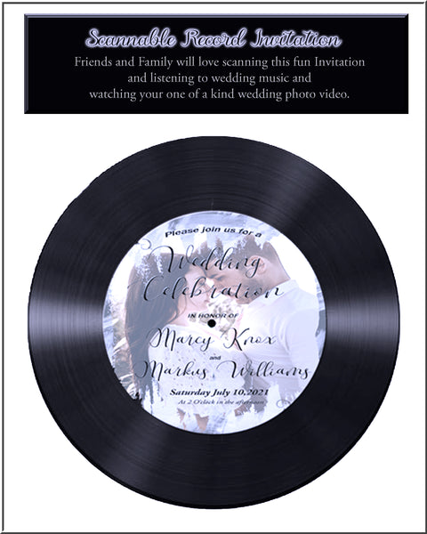 Record Invitations