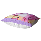 CANDY HEARTS-PILLOW