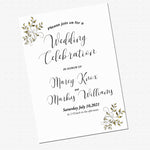 Dellima Wedding Invitations