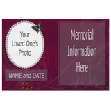 Memorial Canvas/Cards