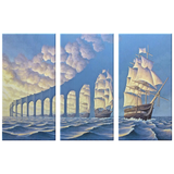 Ship Art Canvas