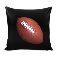 D)Personalize- FOOTBALL PILLOW/COVER