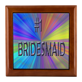 JEWELRY BOX (BRIDESMAID) - Scannable