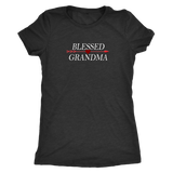 blessed grandma t shirts