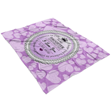 Personalize - Daughter Purple Blanket