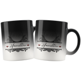 Mr. & Mrs. Peek a Boo Mug Set