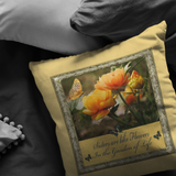 Sisters are like Flowers - Pillow
