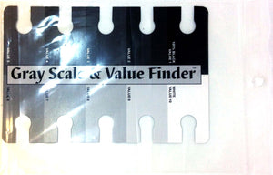 Gray Scale & Valure Finder