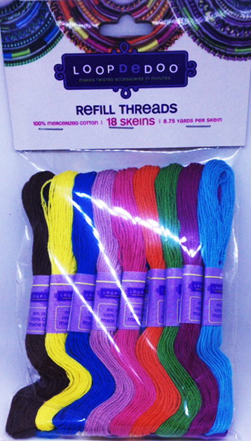 Loopedoo Refill Threads