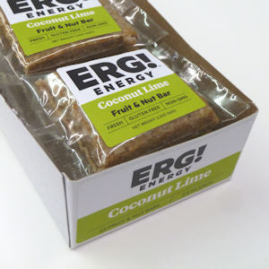 Coconut Lime ERG! - Box of 12