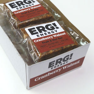 Cranberry Walnut ERG! - Box of 12