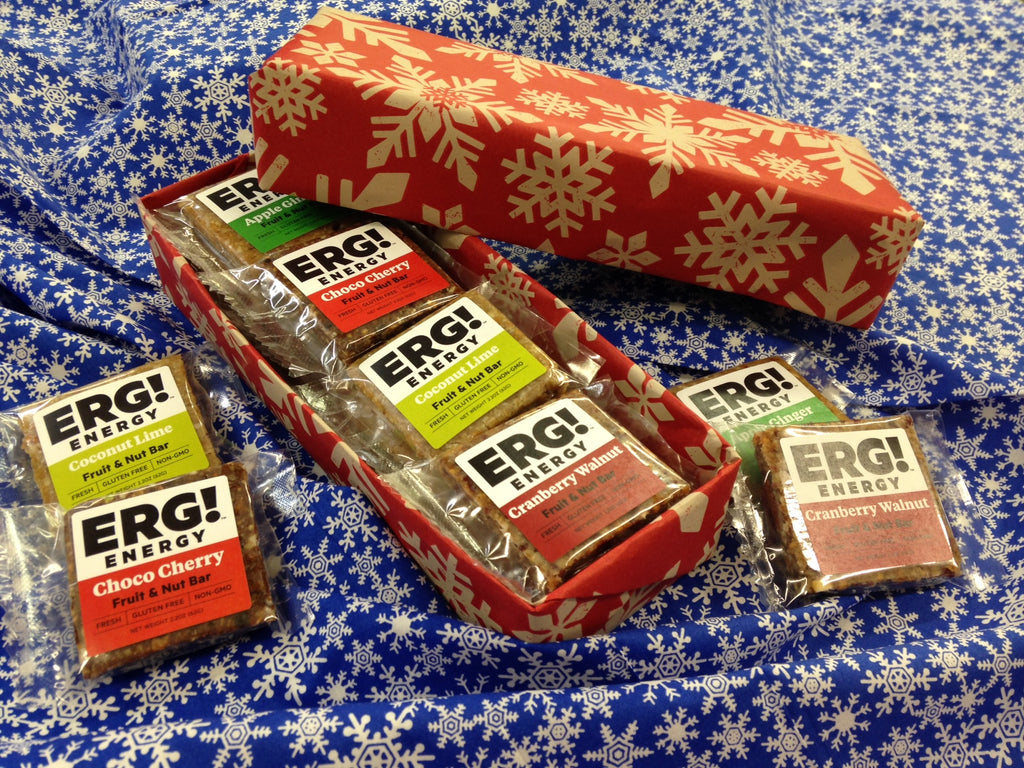 Red & Green Holiday ERG! Assortment of 12