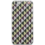 Baths of Caracalla Mosaic iPhone Case