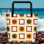Pantheon Paving Beach Bag