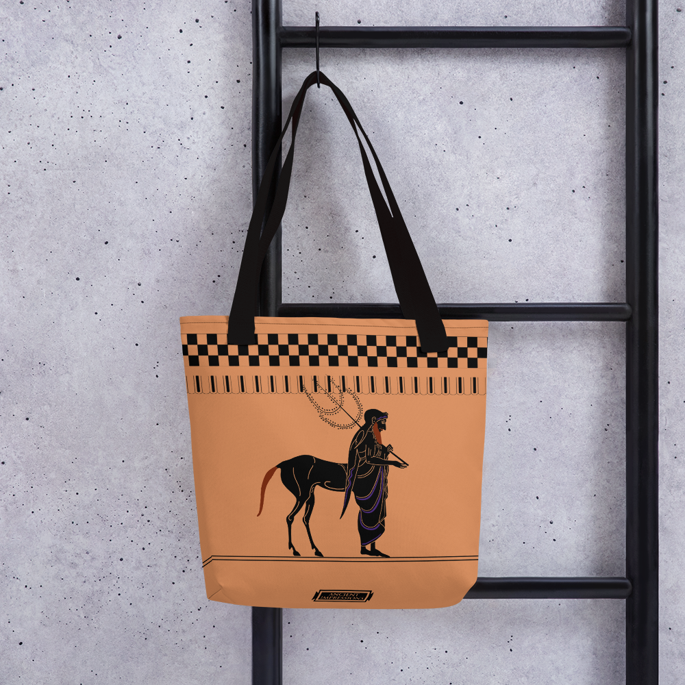 Chiron and Achilles Tote