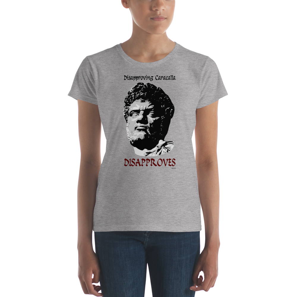 Disapproving Caracalla (Women's)
