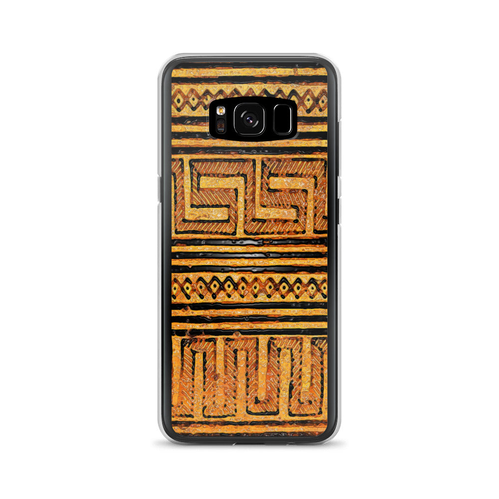 Greek Geometric Samsung Case
