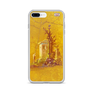 Sacro-Idyllic Landscape iPhone Case