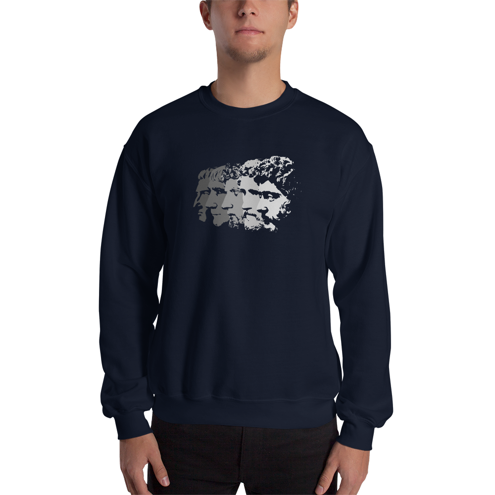 The Fab Five Sweatshirt