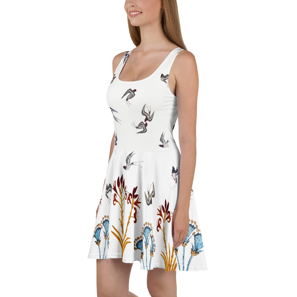 Akrotiri Spring Dress