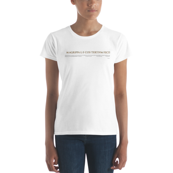 Pantheon Inscriptions (Women's)