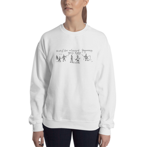 Gladiator Graffito Sweatshirt