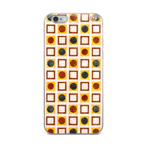 Pantheon Paving iPhone Case