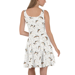 Akrotiri Dolphins Dress