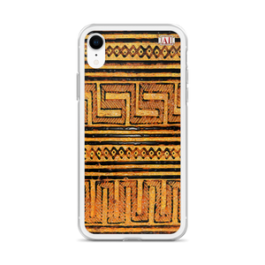 Greek Geometric iPhone Case