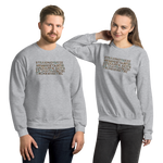 Library Rules Inscription Sweatshirt