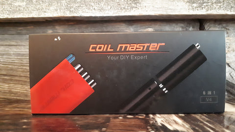 Coil Master 6 in 1 Coiling Kit V4