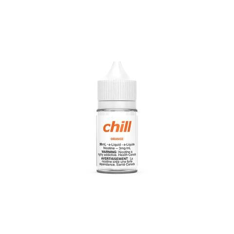 ORANGE BY CHILL E-LIQUIDS