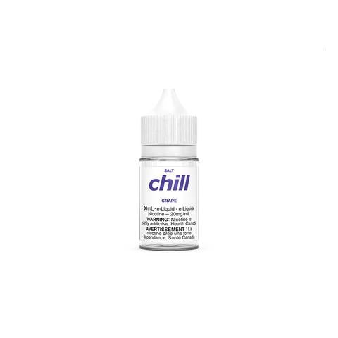 GRAPE BY CHILL E-LIQUIDS SALT