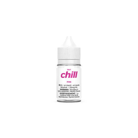 PINK BY CHILL E-LIQUIDS SALT