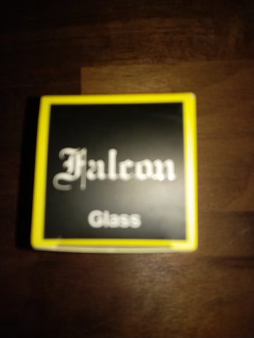 Falcon replacement glass (straight) and (Bubble)