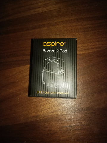 Breeze 2 replacement pod