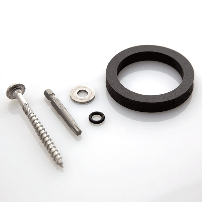 Fastener Kit for all Substrates with Wood Stud