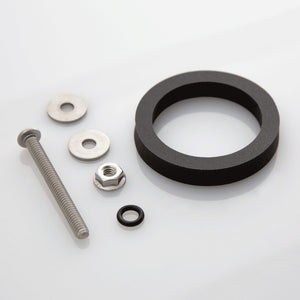 Fastener Kit for Partition Rear Mounting