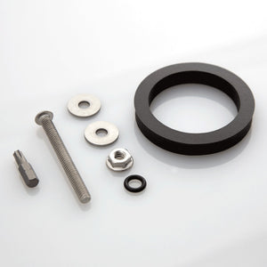 Fastener Kit for Partition Rear Mounting Tamper Resistant