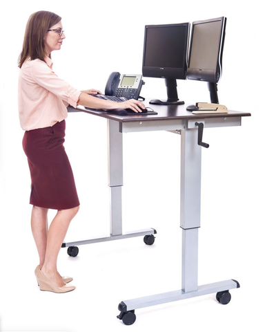 I-Crank Desk Trivoshop