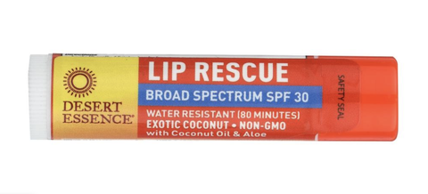 Lip Rescue Organic Trivoshop ზაფხული