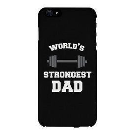 World's Strongest Dad Cute Phone Case Great Gift Idea for Fathers Day