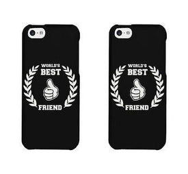 World's Best Friend Cute BFF Matching Phone Cases For Best Friends - Trivoshop