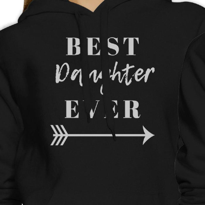 Best Daughter Mother Ever Black Mom and Daughter Couple Sweatshirts - Trivoshop