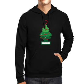 Christmas Car Freshener Hoodie Holiday Unisex Hooded Sweatshirt - Trivoshop