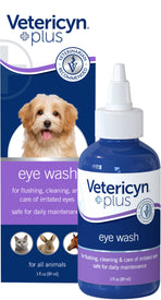Innovacyn Inc.     D - Vetericyn Plus All Animal Eye Wash
