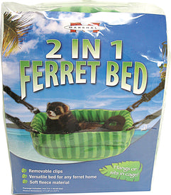 Marshall Pet Products - Marshall 2 In 1 Ferret Bed